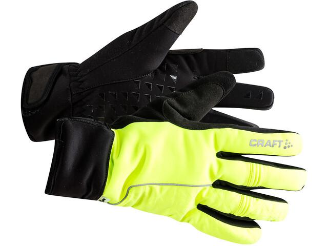 Craft Siberian 2.0 Gloves Unisex flumino/black